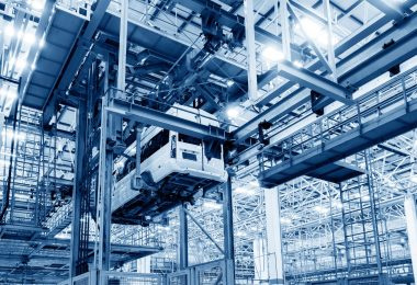 Digitale Fabrikplanung